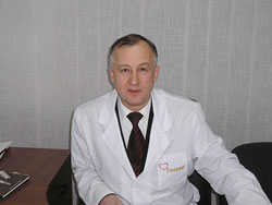 Керівник – доктор медичних наук, професор Коваль Сергій Миколайович