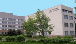 Корпус стаціонару інституту