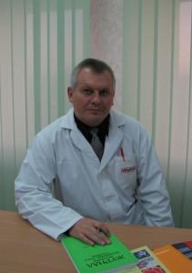 Керівник – доктор медичних наук, старший науковий співробітник Несен А.О.