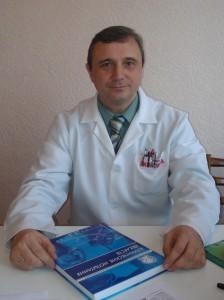 Керівник відділу – доктор медичних наук Рудик Юрій Степанович