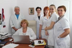 Відділ кардіопульмонології