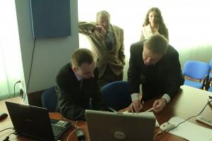 Проведення конференції в інституті