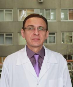 Керівник відділу - доктор медичних наук, старший науковий співробітник  Серік Сергій Андрійович