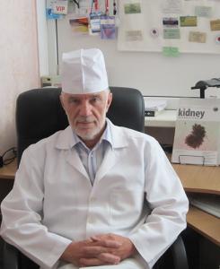 Керівник – доктор медичних наук, професор Іван Іванович Топчій