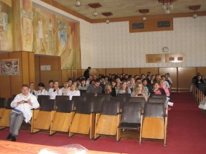 Відвідувачі конференції