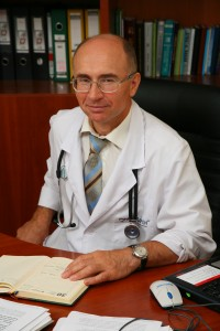 The head of the department -  Doctor of Medical Sciences Kopytsya Nikolay Pavlovich
